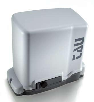 Мотор за автоматизиране на плъзгащ портал или врата